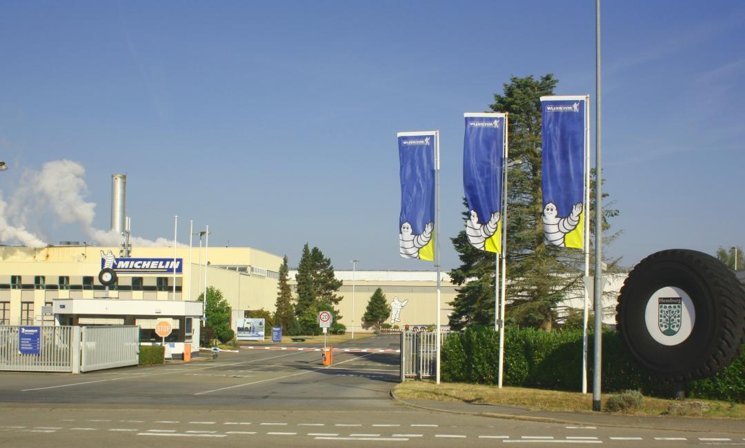 Michelin Werk Homburg